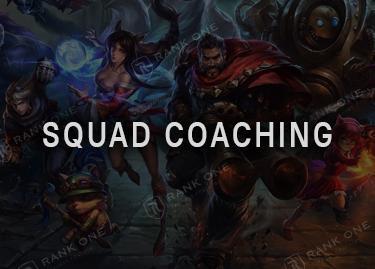 Squad coaching
