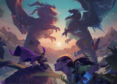 Modes: Arena, Battleground and Duels
