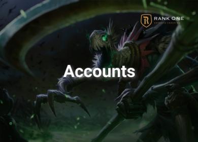 TFT - Accounts