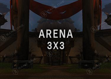 Arena 3x3 (PvP)