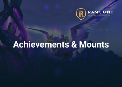 Achievements & mounts