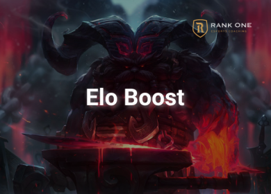 LoL - Elo boosting (Piloted)