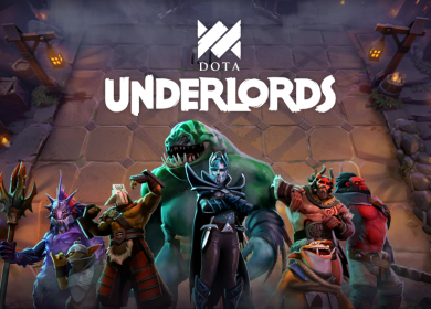 Dota Underlords - Spectating or Participating coach
