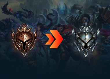 TFT - Bronze to Silver