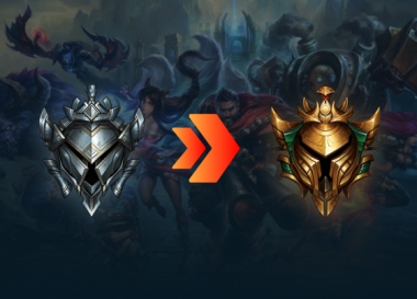 Silver 4 to Gold 4