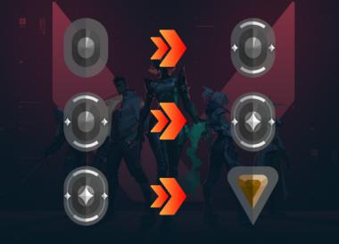 Iron 1 to Bronze 1