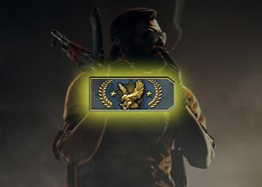 """your rank is """"Eagle"""""""